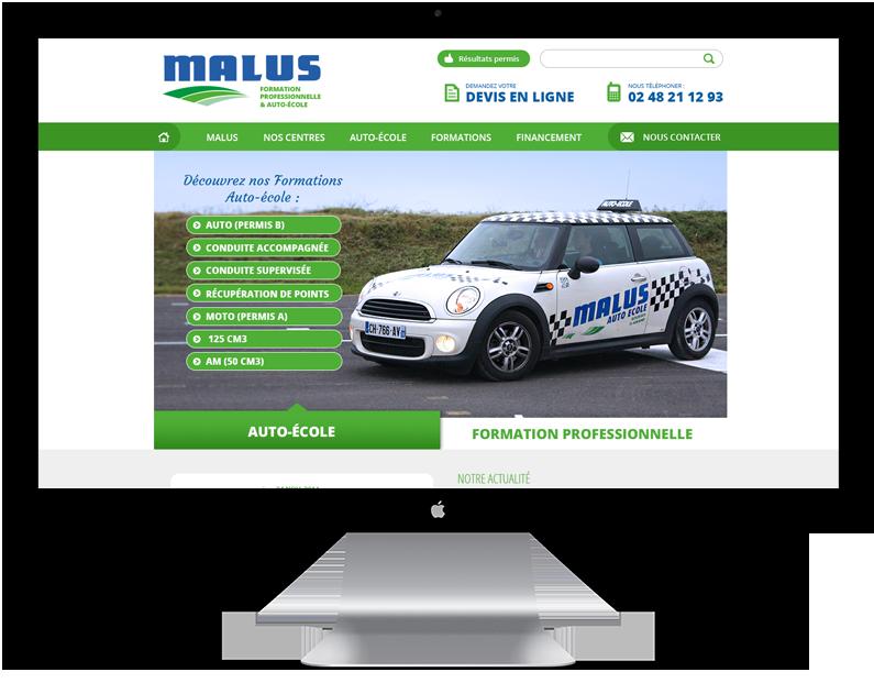 MALUS Auto-école