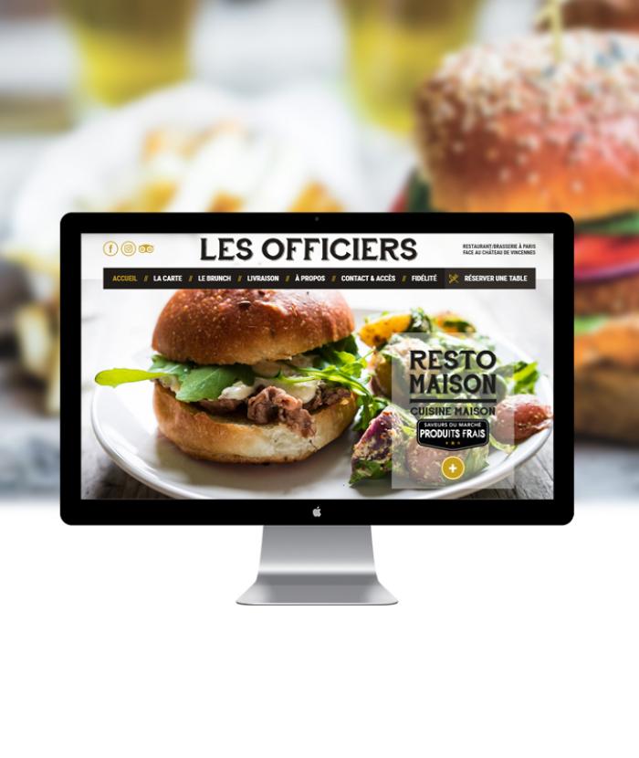 Restaurant Les Officiers